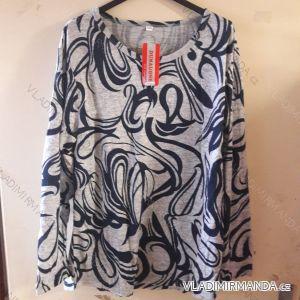Tričko tunika dámské (L-3XL) DUNAUONE PM119013