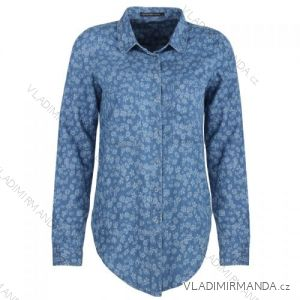 Košile bavlněná dámská dámská (xs-l) GLO-STORY WCS-6749