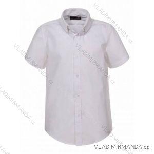 Košile krátký rukáv dětská dorost chlapecká (110-160) GLO-STORY BCS-7917