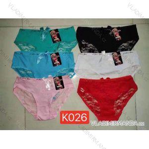Kalhotky klasické dámské (xl-2xl) ELEVEK K026