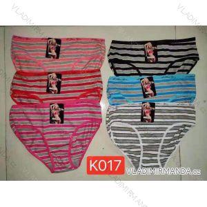 Kalhotky klasické dámské (xl-2xl) ELEVEK K017