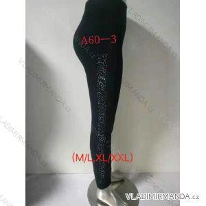 Legíny dlouhé dámské (M/L-XL/2XL) ELEVEK A60-3