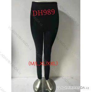 Legíny dlouhé dámské (M/L-XL/2XL) ELEVEK DH989-1