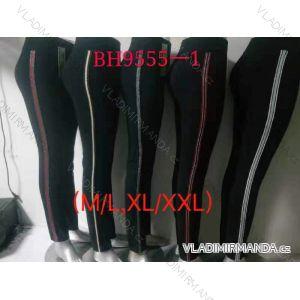 Legíny dlouhé dámské (M/L-XL/2XL) ELEVEK BH9555-1