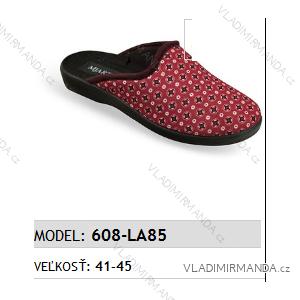 Papuče pantofle pánské (41-45) MJARTAN OBUV 608-LA85