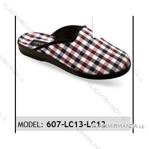 Papuče pantofle dámské (37-41) MJARTAN OBUV 607-LC13-LC13