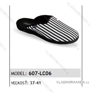 Papuče pantofle dámské (37-41) MJARTAN OBUV 607-LC06