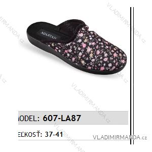 Papuče pantofle dámské (37-41) MJARTAN OBUV 607-LA87