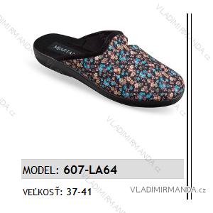 Papuče pantofle dámské (37-41) MJARTAN OBUV 607-LA64