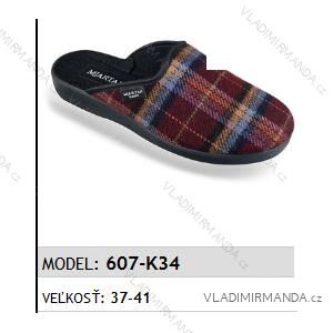 Papuče pantofle dámské (37-41) MJARTAN OBUV 607-K34