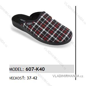 Papuče pantofle dámské (37-42) MJARTAN OBUV 607-K40