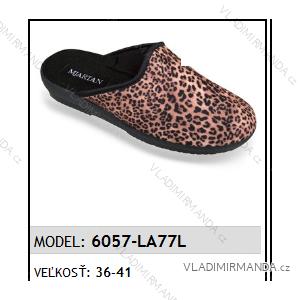 Papuče pantofle dámské (37-41) MJARTAN OBUV 6057-LA77L