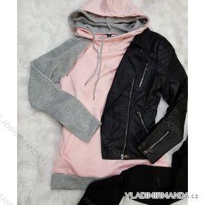 Mikina s kapucí dámská (s-xl) AFASHION AF18102