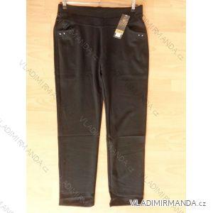 Legíny dlouhé dámské nadrozměrné (4xl/5xl) EXQUISITE DRESS L004-1