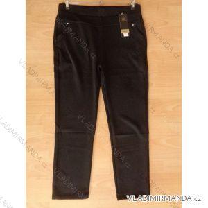 Legíny dlouhé dámské nadrozměrné (4xl/5xl) EXQUISITE DRESS L001-1