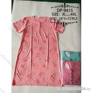 Košile noční krátký rukáv dámská (xl-4xl) VALERIE DREAM DP-9415