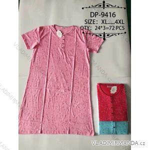 Košile noční krátký rukáv dámská (xl-4xl) VALERIE DREAM DP-9416