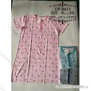 Košile noční krátký rukáv dámská (xl-4xl) VALERIE DREAM DP-9413