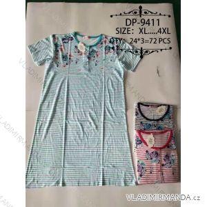 Košile noční krátký rukáv dámská (xl-5xl) VALERIE DREAM DP-9411