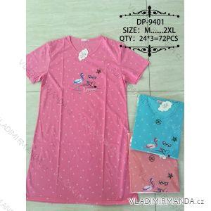Košile noční krátký rukáv dámská (m-2xl) VALERIE DREAM DP-9401