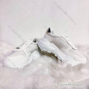 Botasky bílé dámské (36-41) OBUV TSHOES OBT19010