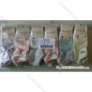 Ponožky dámské kotníkové bavlněné (35-41) AURA.VIA ND3381