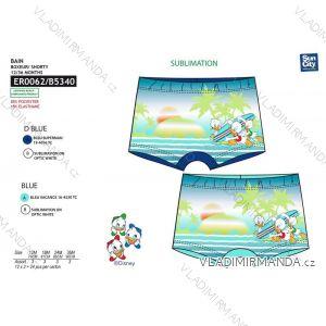 Plavky kačeři kojenecké chlapecké (12-36 měsíců) SUN CITY ER0062