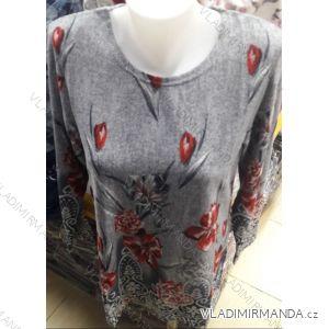 Tričko tunika dámské (L-3XL) DUNAUONE PM1190147