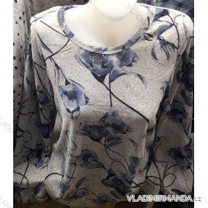 Tričko tunika dámské (L-3XL) DUNAUONE PM11901480