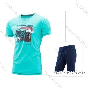 Pyžamo krátké letní dětské chlapecké (134-164) WOLF S2968