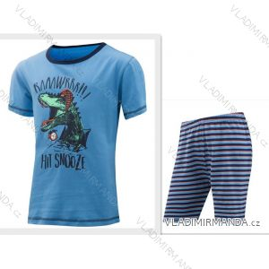 Pyžamo krátké letní dětské chlapecké (98-128) WOLF S2967