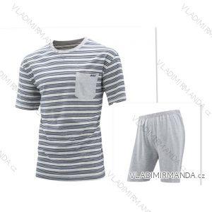 Pyžamo krátké letní pánské (m-2xl) WOLF S2975