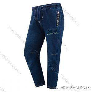 Rifle jeans dětské dorost chlapecké (116-146) WOLF T2961