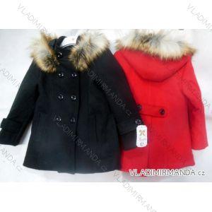 Kabát zimní dětský dorost dívčí (4-14 let) ITALSKá MLADá MóDA 919