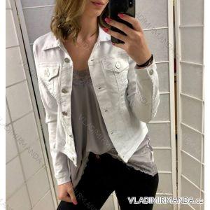 Bunda riflová jeans dámská (S-2xl) GOURD MA119GYB9836B