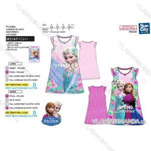 Noční košile frozen ledové království dětské dívčí (4-8 let) SUN CITY SE2167