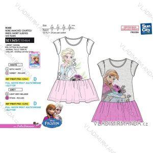 Šaty letní frozen ledové království dětské dívčí (4-8 let) SUN CITY SE1365