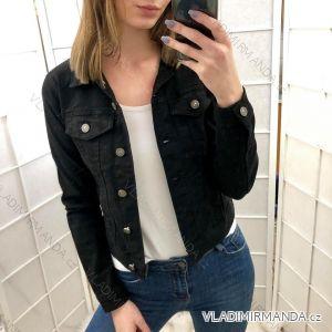 Bunda riflová jeans dámská (S-2xl) GOURD MA119GYB9836A