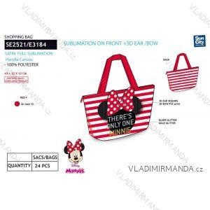 Taška kabelka minnie mouse dětská dívčí (43*32*12 cm) SUN CITY SE2521