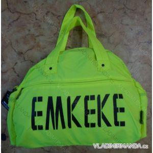 Taška fitness sportovní batoh dámský (uni) E.M.KEKE KE108