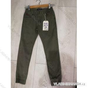 Kalhoty rifle dětské a dorost chlapecké (116-146) GRACE MA31983165