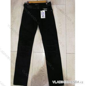 Kalhoty rifle s páskem dorost chlapecké (134-164) GRACE MA31983368