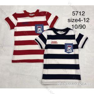 Tričko krátký rukáv dětské dorost chlapecké (4-12 let) FAD MA3195712