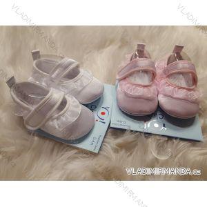 Capáčky botičky kojenecké dívčí (0-6, 6-12m) YO! OB-060