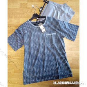 Pyžamo krátké komplet letní pánský m-3xl  AK7005