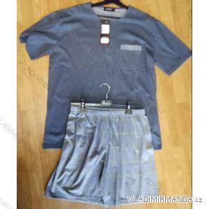 Pyžamo krátké komplet letní pánský m-3xl  AK7345-T