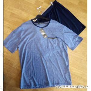 Pyžamo krátké komplet letní pánský m-3xl  AK8355-0