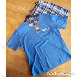 Pyžamo krátké komplet letní pánský M-3XL  AK8359