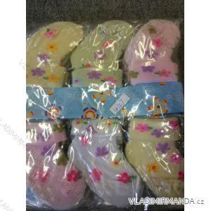 Ponožky kojenecké dívčí (one size) AODA AOD19011