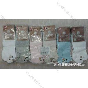 Ponožky slabé kotníkové bavlněné dámské (35-38,38-41) AURA.VIA NDX3216